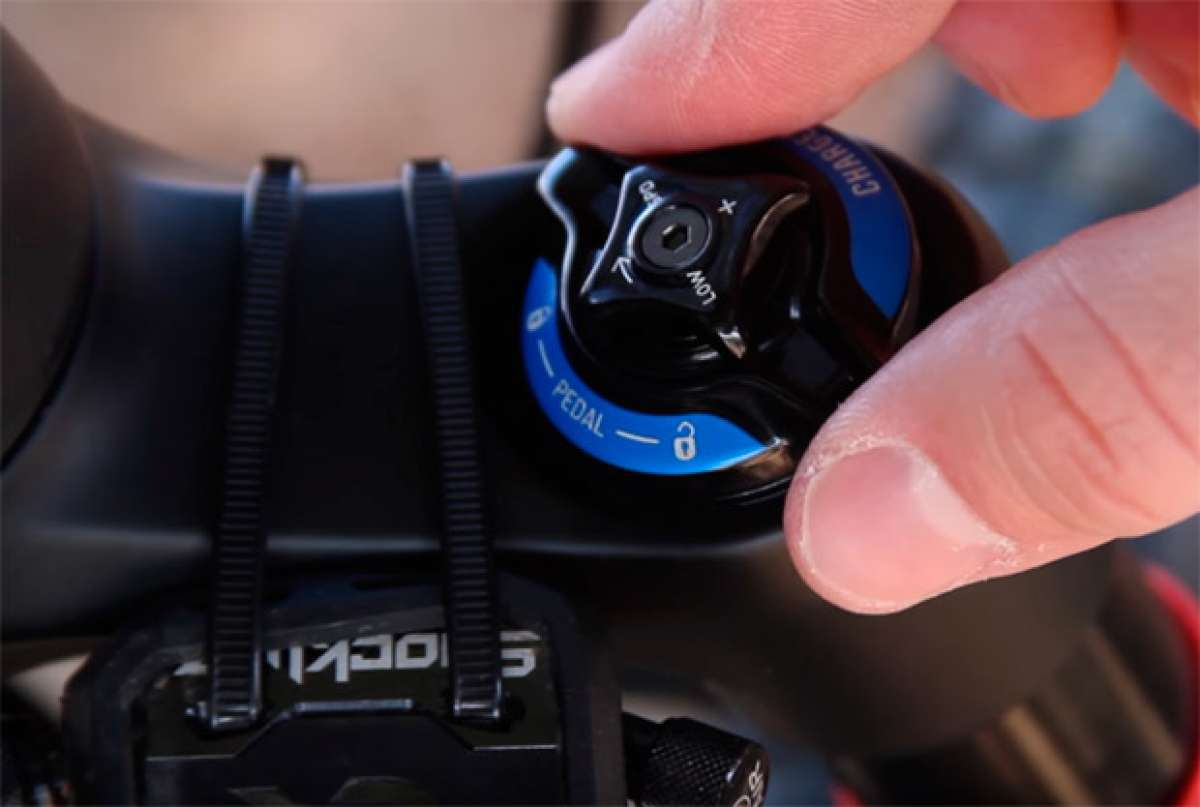 Así se instala, calibra y utiliza el sistema de ajuste de suspensiones Quarq ShockWiz
