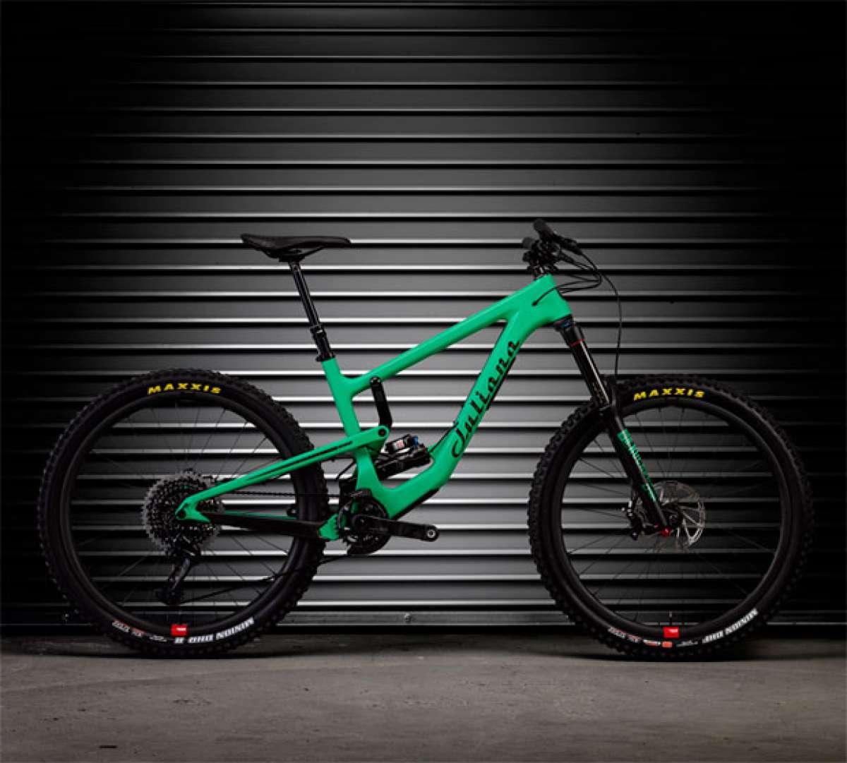 Juliana Strega: 170 milímetros de diversión para las ciclistas más guerreras