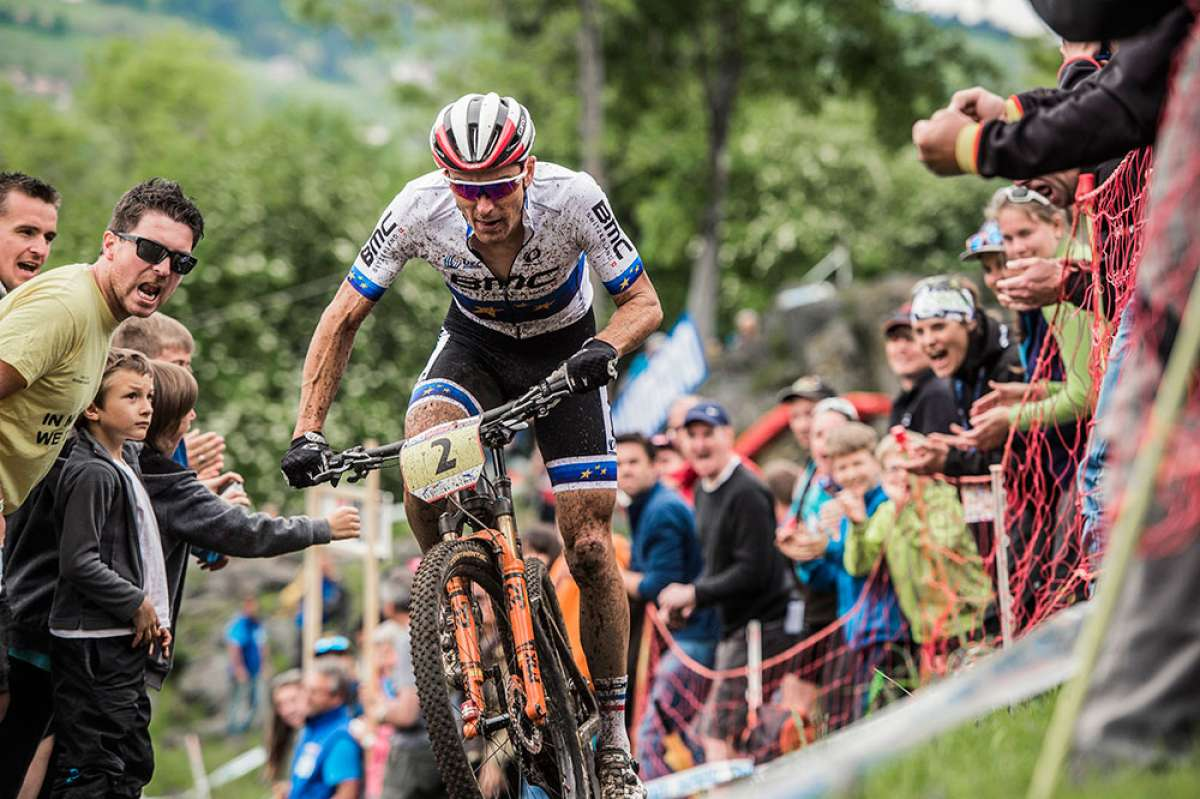 En TodoMountainBike: Julien Absalon prolonga su carrera deportiva hasta 2019, con equipo propio incluido