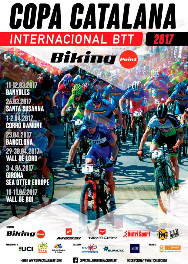 En TodoMountainBike: Pauline Ferrand-Prévot, confirmada para la Copa Catalana BTT Biking Point 2017 de Banyoles