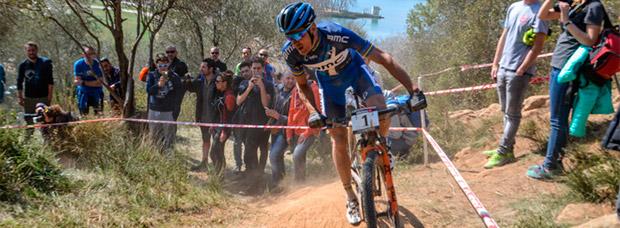 Julien Absalon, confirmado para la Copa Catalana Internacional BTT Biking Point 2017 de Banyoles