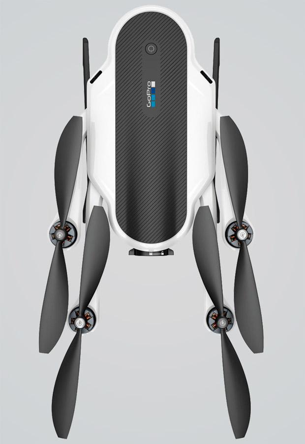 En TodoMountainBike: Kit de vuelo GoPro Karma, para usuarios que ya tienen cámara y estabilizador