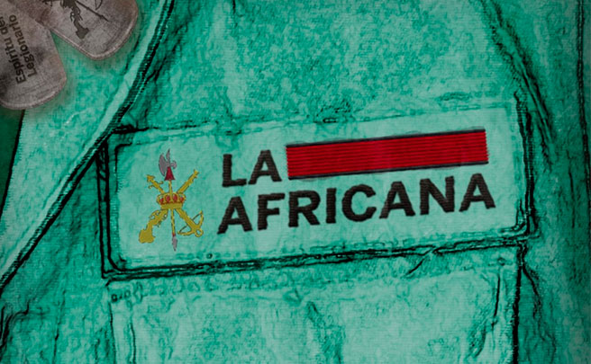 Todo a punto para La Africana 2017, V Carrera de la Legión