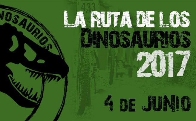 Calentando motores para La Ruta de los Dinosaurios 2017