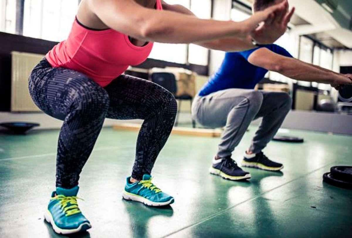 La sentadilla, un ejercicio que sirve para mucho más que fortalecer las piernas