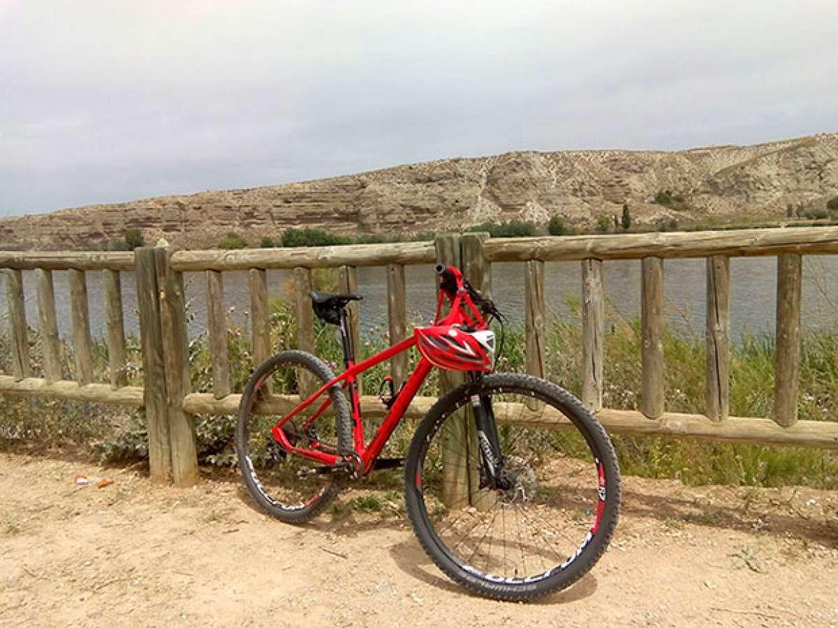 En TodoMountainBike: La foto del día en TodoMountainBike: 'Laguna del Campillo'