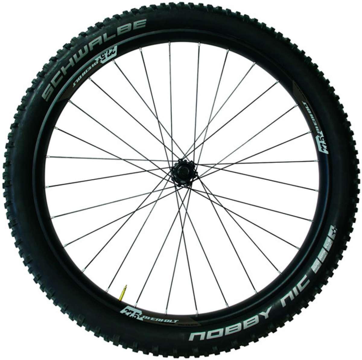 Para estrenarse con las ruedas gordas: pack de ruedas 27.5+ de Lapierre a precio irresistible