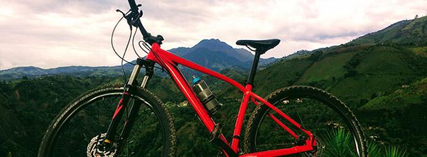 La foto del día en TodoMountainBike: 'Las Mesas sobre ruedas'