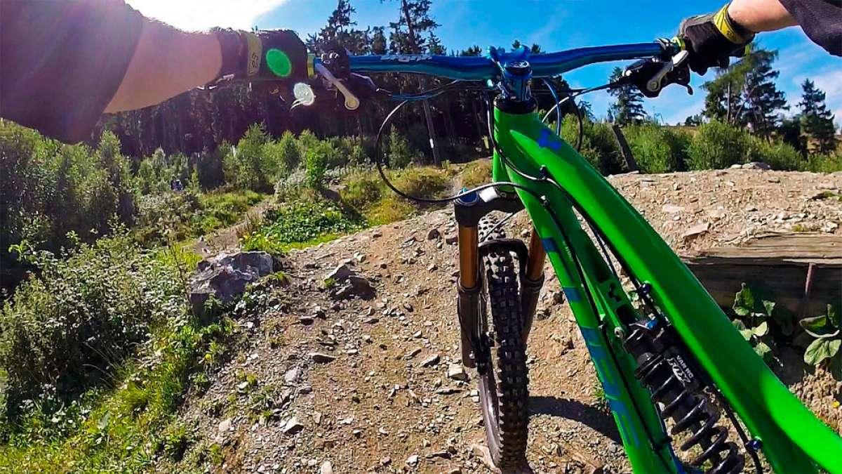 La longitud del manillar y sus efectos en la bicicleta y el ciclista
