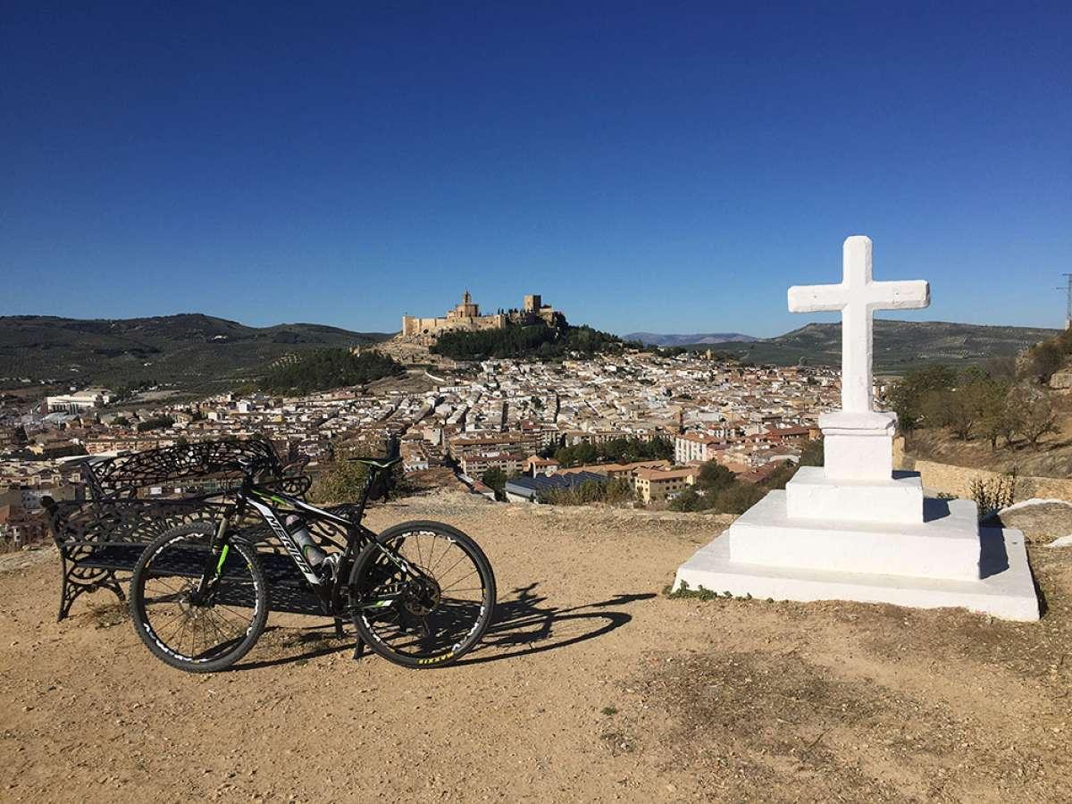 """La foto del día en TodoMountainBike: """"Los Llanos de Alcalá la Real"""""""