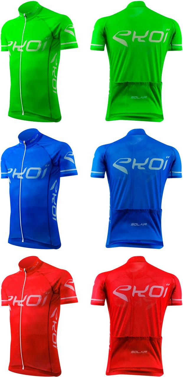 En TodoMountainBike: Adiós a las típicas marcas de 'bronceado ciclista' con el maillot EKOÏ Solair