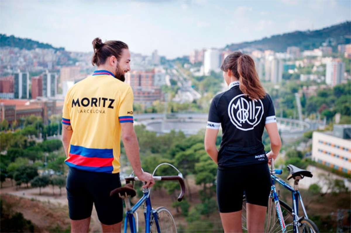En TodoMountainBike: Un guiño al pasado con el maillot de estilo 'retro' de Cervezas Moritz