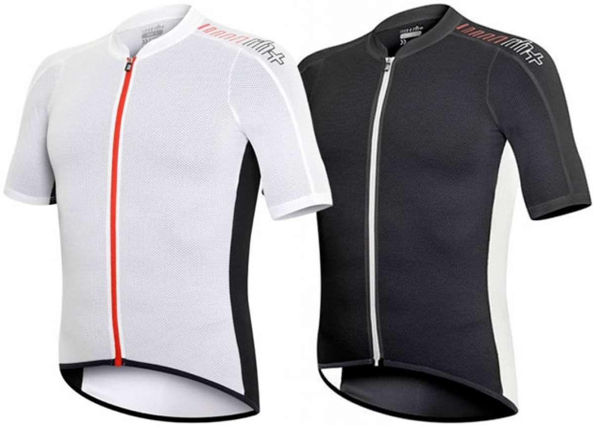 RH+ Airx Lite Jersey, el primer maillot capaz de refrigerar la piel del ciclista