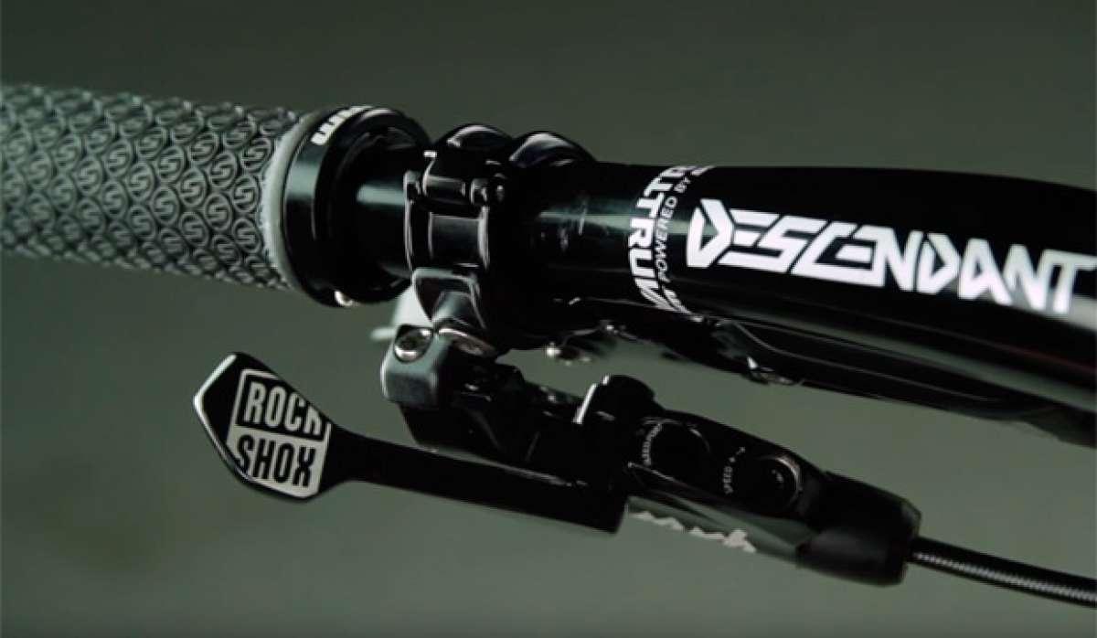 Máxima ergonomía con el nuevo mando remoto para tijas RockShox Reverb