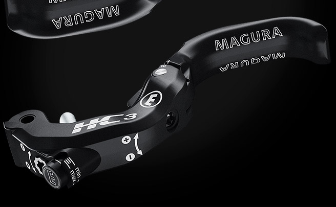 Ajustes hasta aburrir con la nueva maneta de freno Magura HC3 Lever