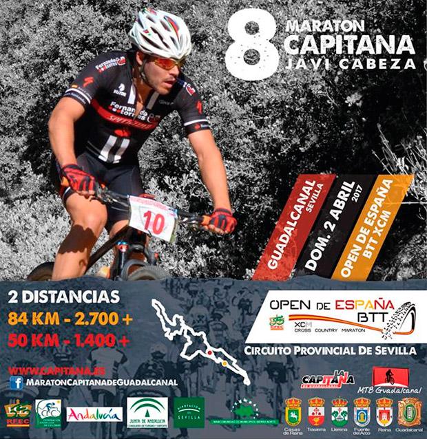 Arranque del Open de España de XCM 2017 con La Capitana de Guadalcanal