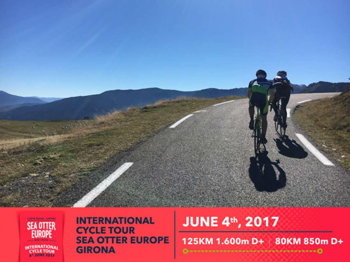 La Cicloturista Internacional Sea Otter Europe, plato fuerte del festival ciclista