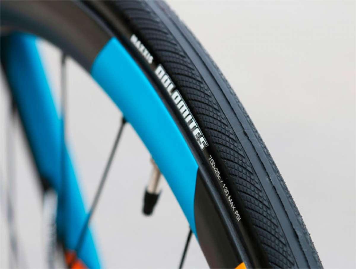 Maxxis Dolomites, el neumático de carretera perfecto para rodar en cualquier tipo de condición