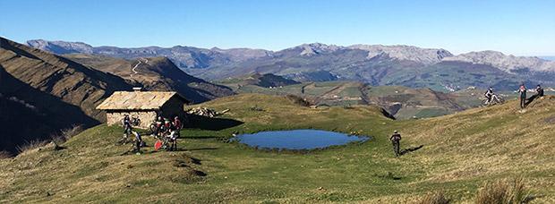 La foto del día en TodoMountainBike: 'Gumadernia en Karrantza'