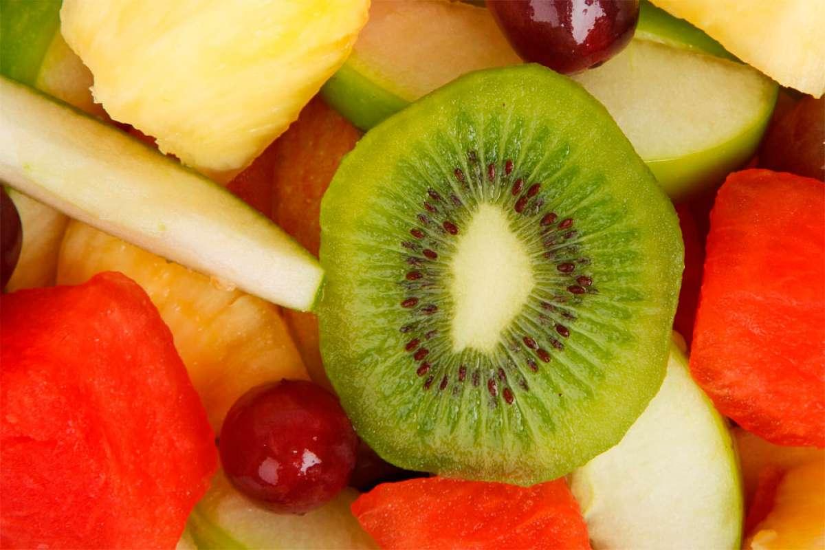 Las mejores frutas para antes y después de entrenar o competir
