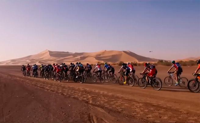 Los mejores momentos de la GAES Titan Desert by Garmin 2017