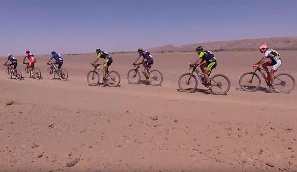 En TodoMountainBike: Los mejores momentos de la primera etapa de la GAES Titan Desert by Garmin 2017