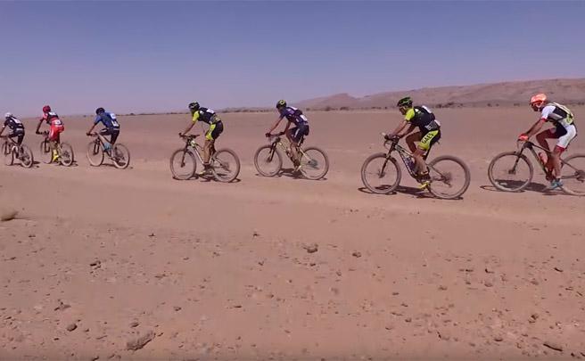 Los mejores momentos de la primera etapa de la GAES Titan Desert by Garmin 2017