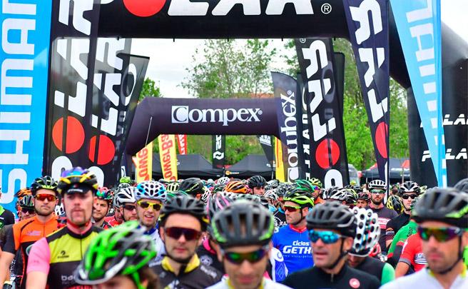 Los mejores momentos de la primera etapa de La Rioja Bike Race presented by Shimano 2017