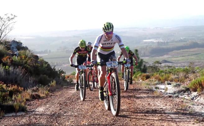 Los mejores momentos de la quinta etapa de la Absa Cape Epic 2017