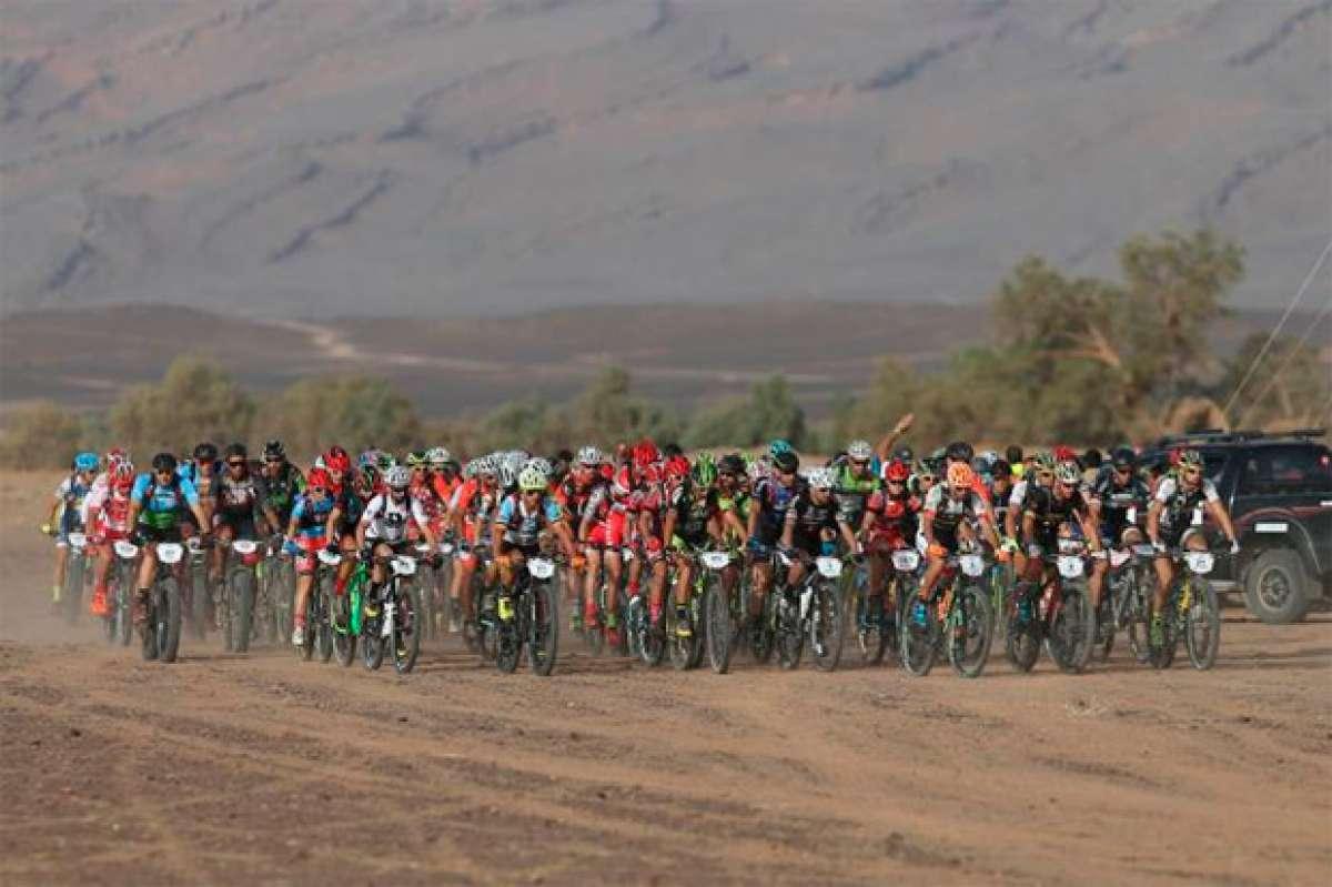 En TodoMountainBike: Los mejores momentos de la quinta etapa de la GAES Titan Desert by Garmin 2017