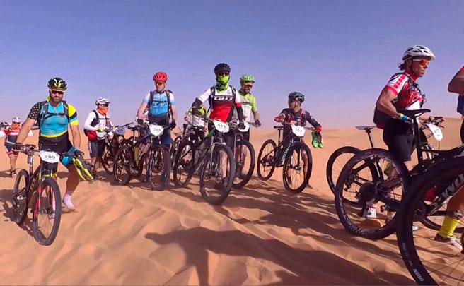 Los mejores momentos de la segunda etapa de la GAES Titan Desert by Garmin 2017