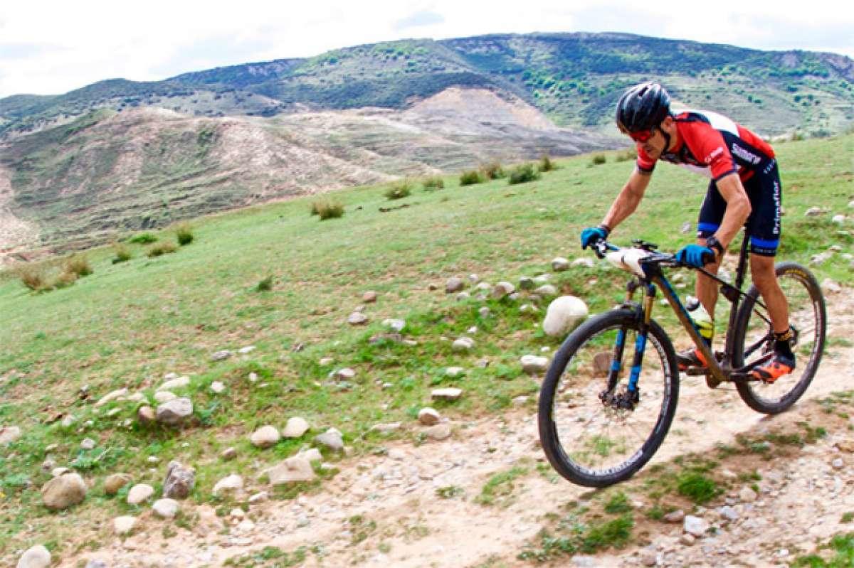 En TodoMountainBike: Los mejores momentos de la segunda etapa de La Rioja Bike Race presented by Shimano 2017