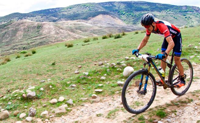 Los mejores momentos de la segunda etapa de La Rioja Bike Race presented by Shimano 2017