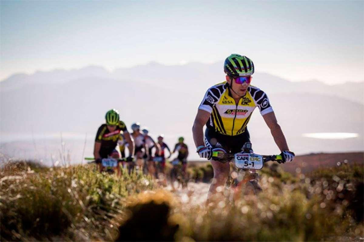Los mejores momentos de la sexta etapa de la Absa Cape Epic 2017