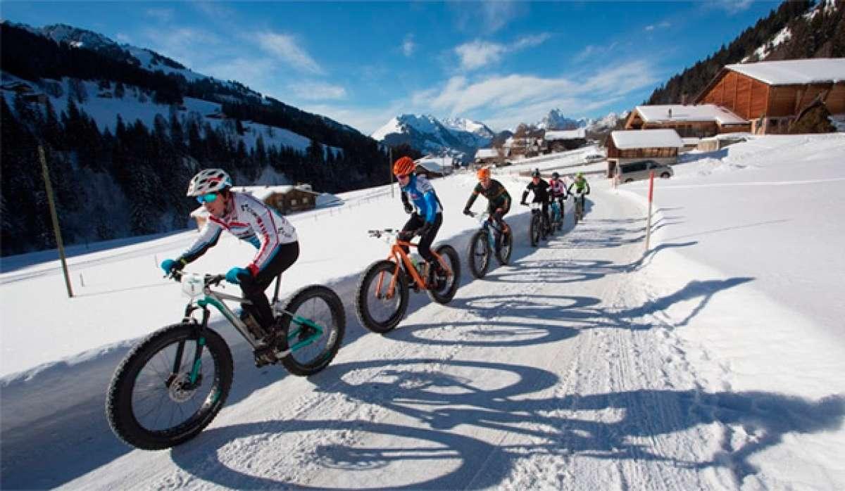 En TodoMountainBike: Los mejores momentos del Snow Bike Festival Gstaad 2017