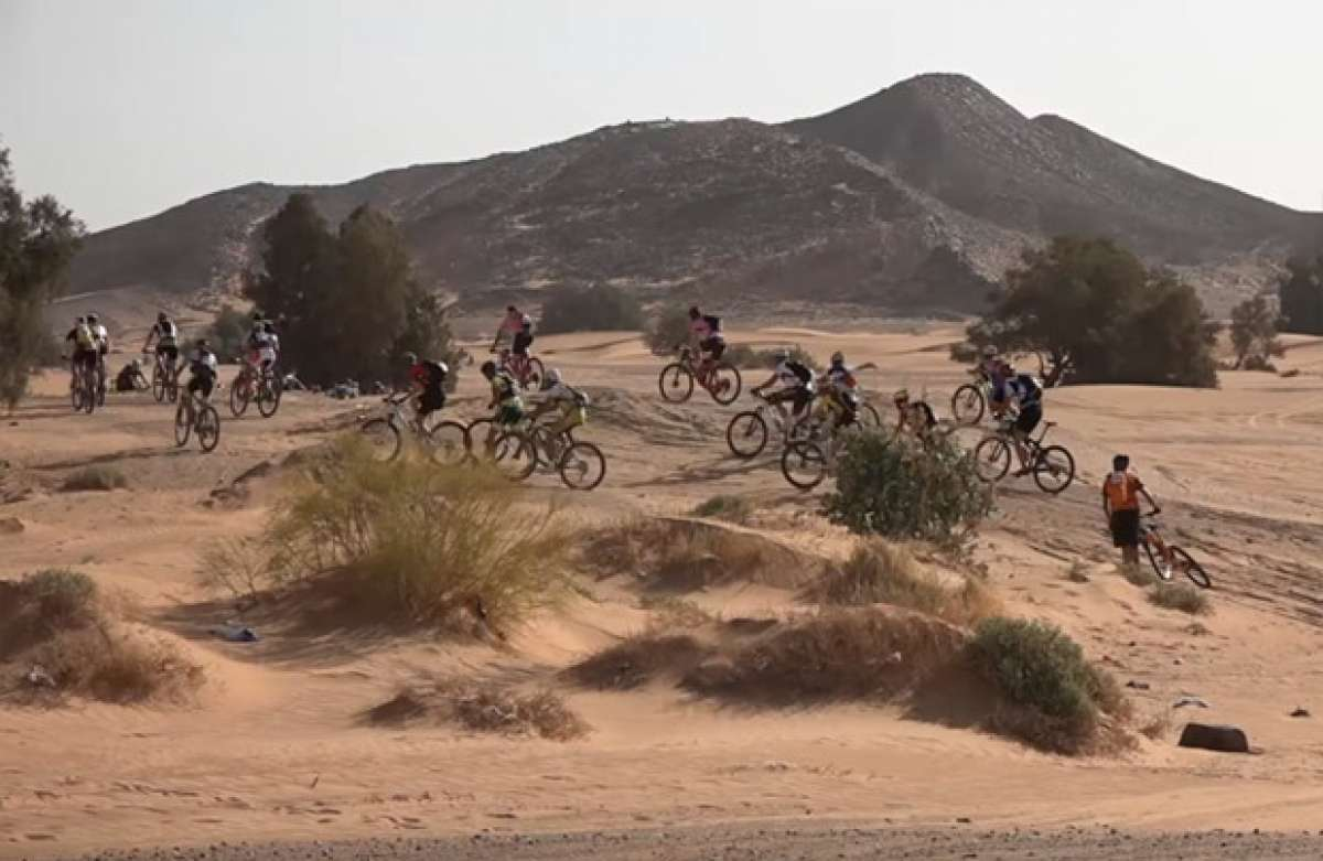 En TodoMountainBike: Los mejores momentos de la tercera etapa de la GAES Titan Desert by Garmin 2017