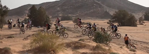Los mejores momentos de la tercera etapa de la GAES Titan Desert by Garmin 2017