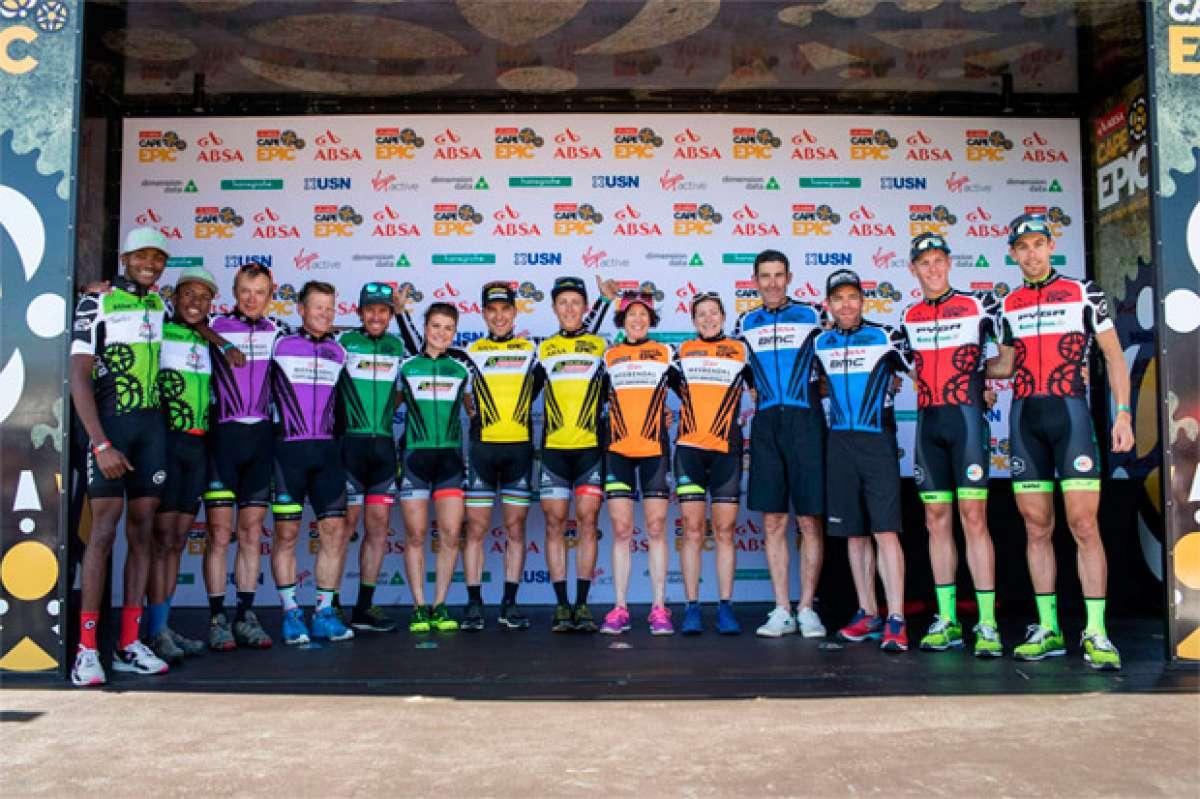Los mejores momentos de la última etapa de la Absa Cape Epic 2017
