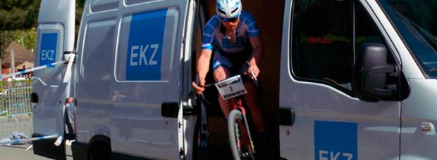 Así fue la Urban Cyclocross Zürich 2017, una de las carreras de CX más peculiares del mundo