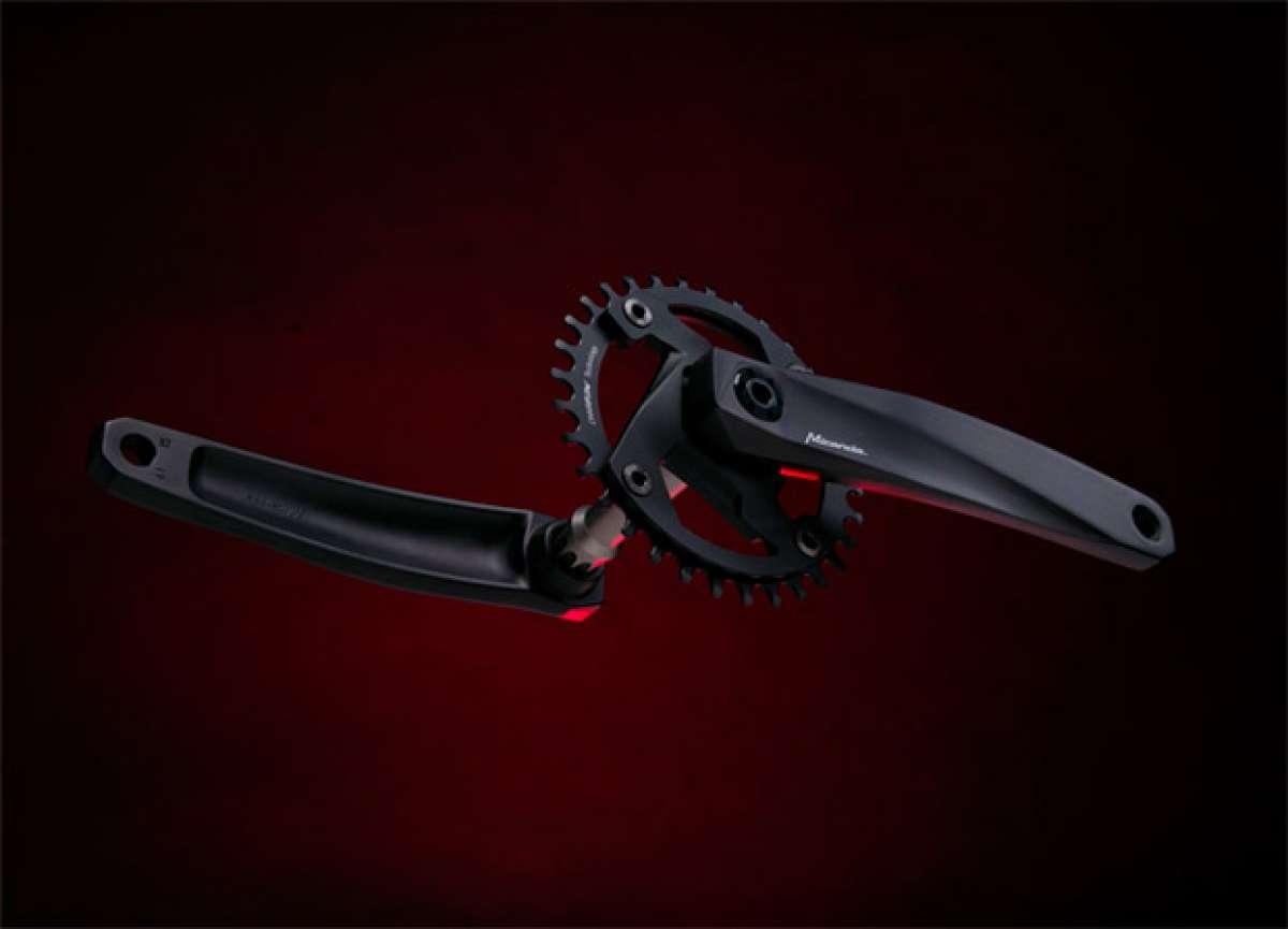 El primer conjunto de pedalier de diseño universal ya está aquí: Miranda XMOD