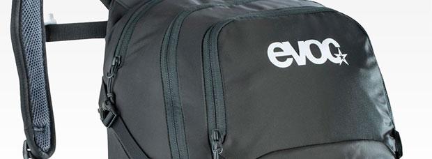 EVOC Explorer Pro, la mochila perfecta para ciclistas viajeros