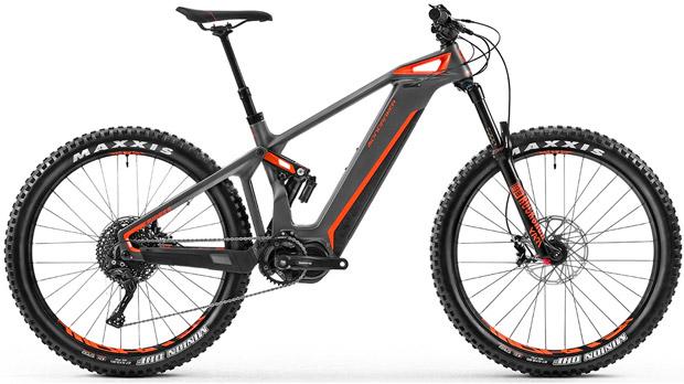 En TodoMountainBike: Mondraker e-Crusher Carbon 2018, redefiniendo el segmento de las bicicletas eléctricas de montaña