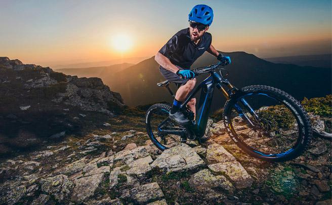 Mondraker e-Crusher Carbon 2018, redefiniendo el segmento de las bicicletas eléctricas de montaña