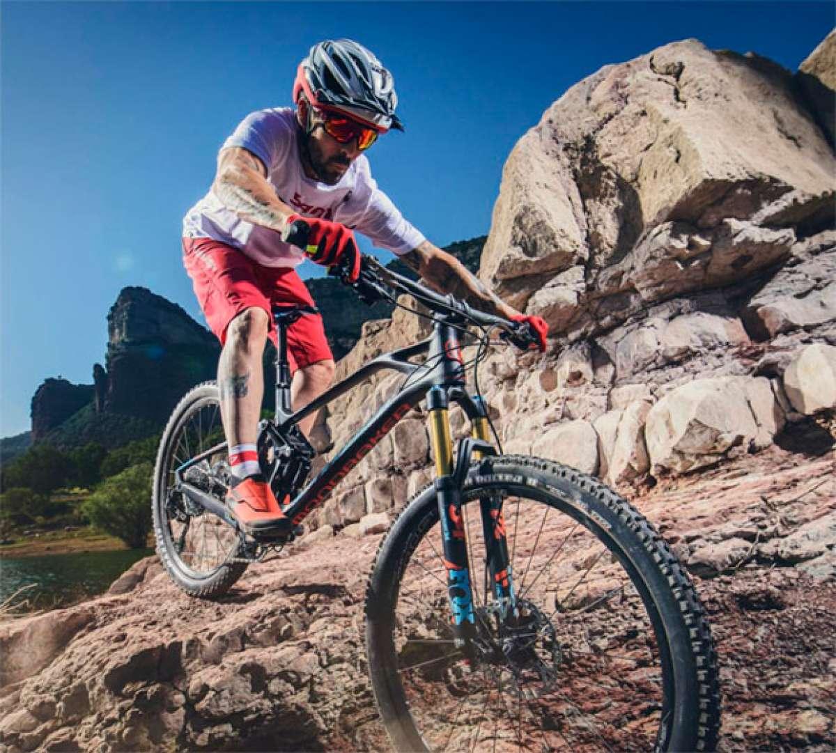 La agilidad de una Trail con la capacidad de una Enduro: llega la Mondraker Foxy Carbon de 2018