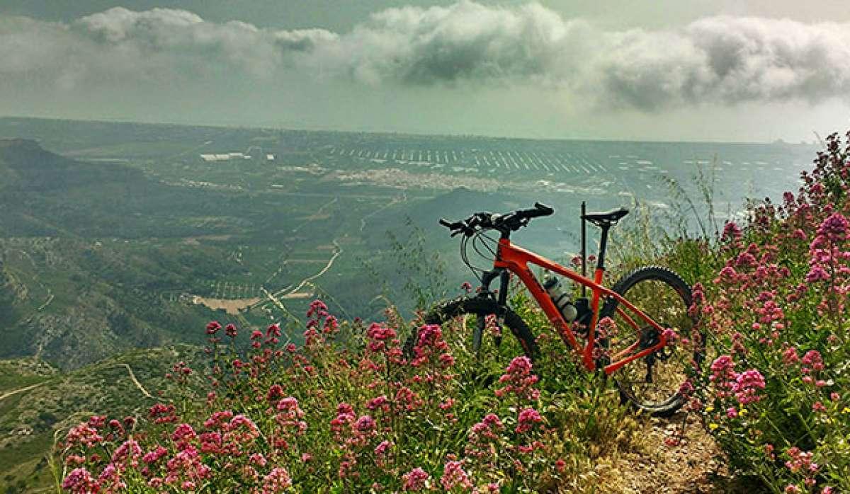 La foto del día en TodoMountainBike: 'El Montdúver'