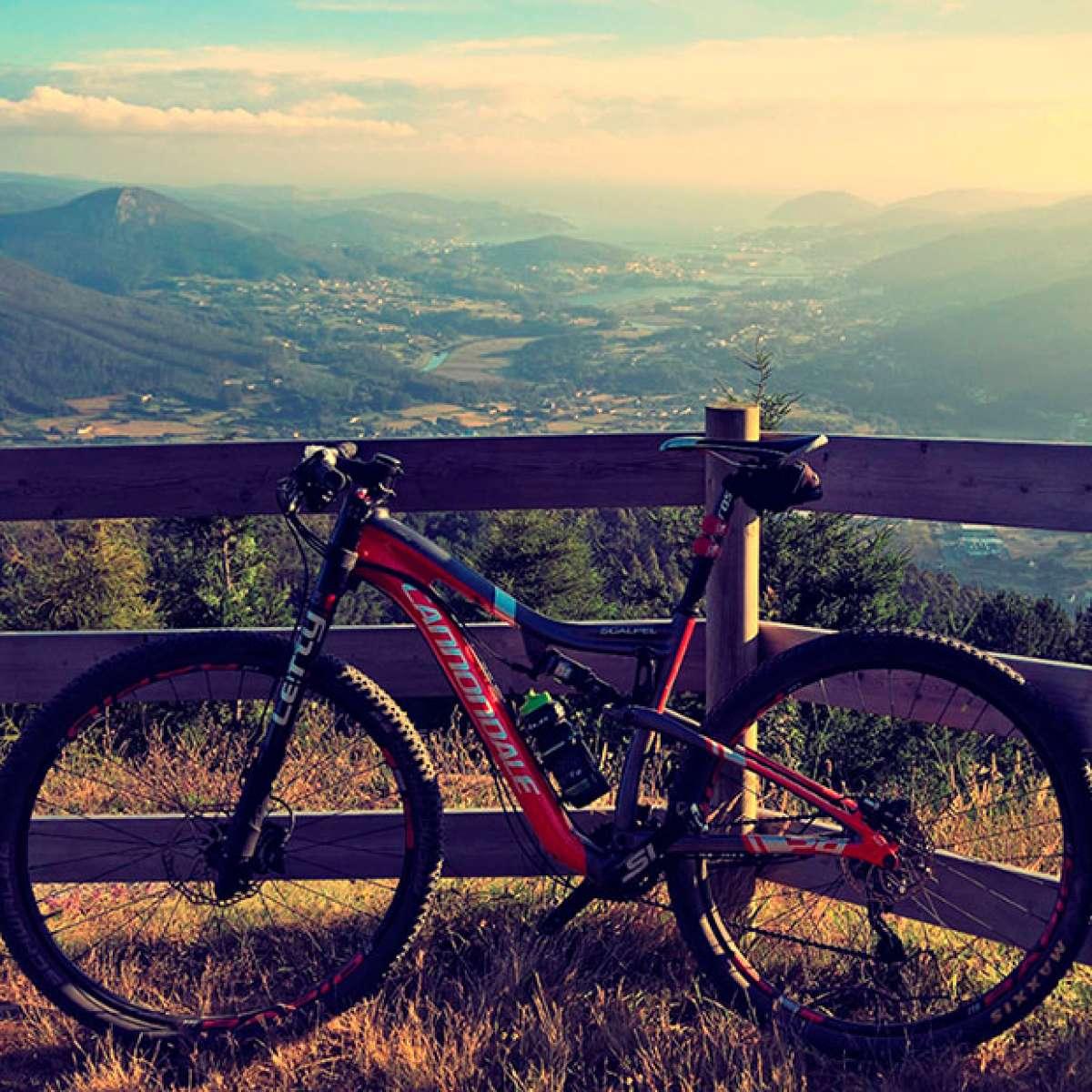 """La foto del día en TodoMountainBike: """"Monte Castelo"""""""