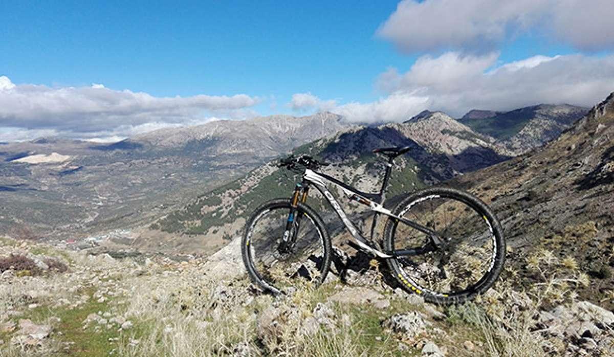 En TodoMountainBike: La foto del día en TodoMountainBike: 'En el monte Cornicabra'