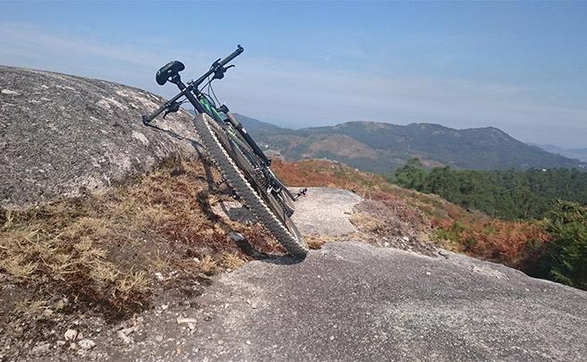 La foto del día en TodoMountainBike: 'Monte do Galiñeiro'