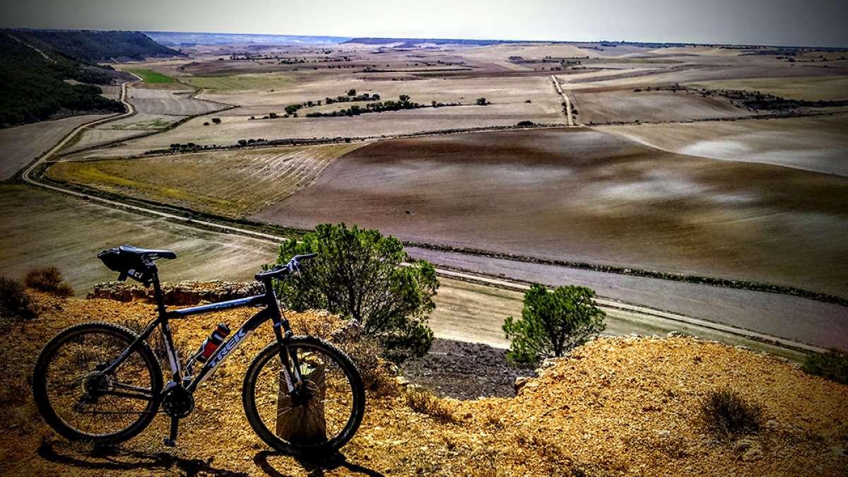 """La foto del día en TodoMountainBike: """"Monte El Viejo"""""""