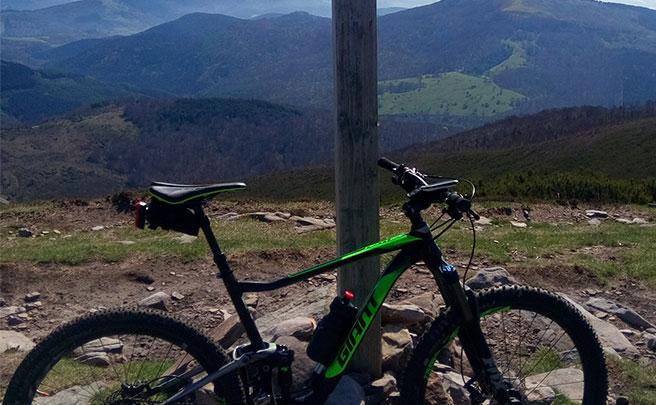 La foto del día en TodoMountainBike: 'Monte Gorbea'